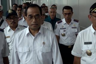 Kemenhub akan membangun sejumlah Jalur Layang Kereta Api di Sumatera Utara