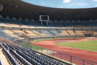 Stadion GBLA bisa digunakan untuk latihan