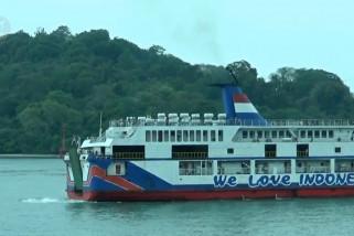 Pemisahan lalu lintas pelayaran di Selat Sunda segera diberlakukan