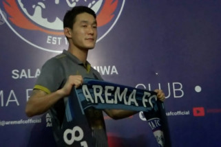 Penuhi kuota pemain Asia, Arema FC rekrut pemain Korsel