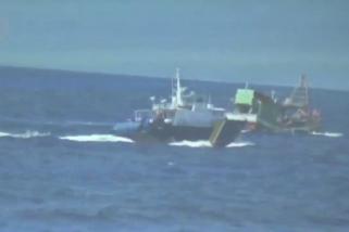 Edhy jelaskan 3 kapal Vietnam yang ditangkap di Natuna