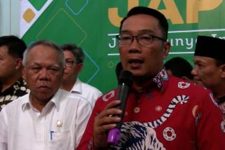 Gubernur Jabar & Menteri PUPR rencakan aksi atasi banjir
