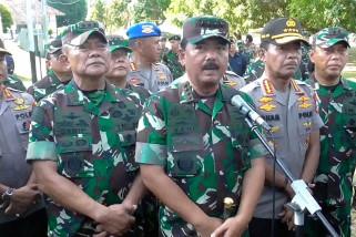 Marsekal Hadi sebut TNI dipanggil bukan untuk sukses