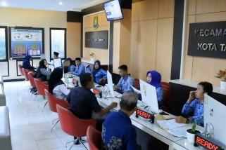 Pascabanjir jam layanan adminduk  Tangerang ditambah