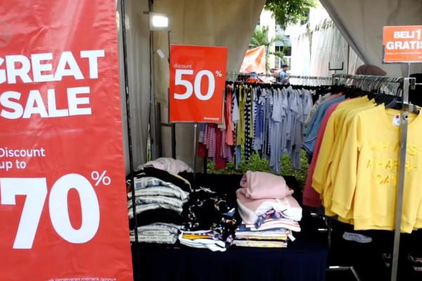Pemkot targetkan Rp2 miliar dari Tangerang Great Sale