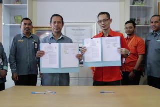 Gandeng PT Pos, DPMPTSP Kota Banjarmasin antar gratis perizinan