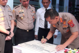 Gedung SKCK Polrestabes Bandung diresmikan