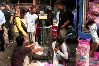 Operasi pasar bawang putih di Bandung untuk turunkan inflasi