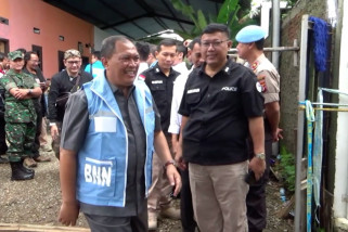 Pabrik narkoba yang dibongkar BNN gunakan aset Pemkot Bandung