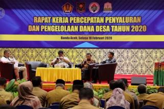 Pemprov Aceh targetkan setiap desa milik Bumdes