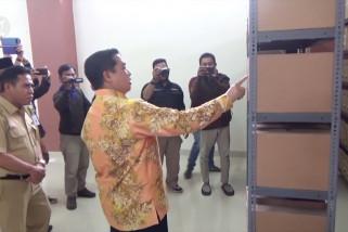 Depo arsip Banjarmasin sebagai tempat penyimpanan dokumen daerah
