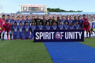 Peluncuran tim Arema FC usung misi juara