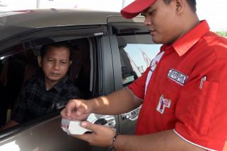 Pembangunan sistem digital 700  SPBU di Sumut ditargetkan selesai April