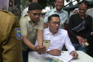 Ridwan Kamil pastikan operasi pasar bawang putih di seluruh pasar