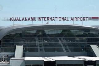 Bandara Kualanamu tutup penerbangan dari dan menuju China