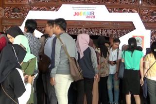 Tawarkaan 2.900 peluang kerja pada job fair Banjarmasin