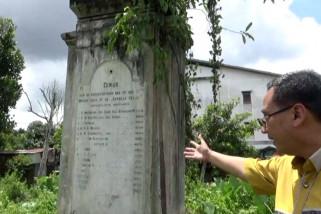 Ada monumen dan makam sebelum Perang Dunia I di Pontianak