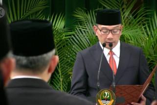 Ridwan Kamil akan fasilitasi kepulangan warga Jabar dari Natuna