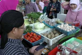Inilah pasar tradisional pintar pertama di Indonesia