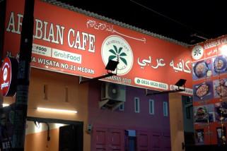 Kehadiran warung khas makanan Arab yang memanjakan warga Medan