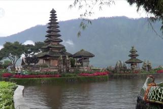 Kawasan Ulun Danu Beratan tunggu kedatangan wisatawan domestik