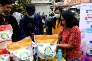 Bulog dan Pemkot Tangerang gelar operasi beras murah