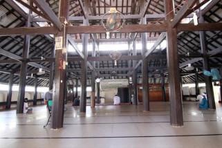 Masjid Tuha Indrapuri, bukti sejarah peradaban Hindu Aceh