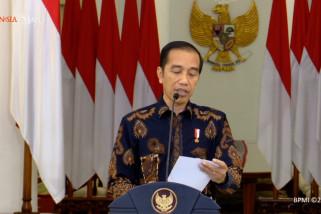 Jokowi : Keringanan kredit sektor informal dan UMKM berlaku mulai April