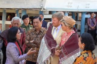 Pemerintah RI buka peluang investasi Belanda untuk Danau Toba