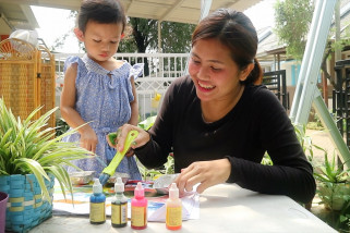 Tujuh alternatif aktivitas anak selama pandemi corona