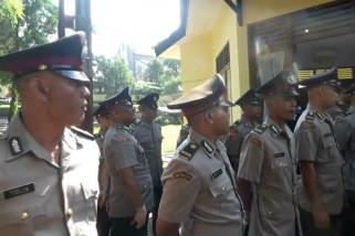 Pertama kalinya bintara difabel ikuti Sekolah Inspektur Polisi