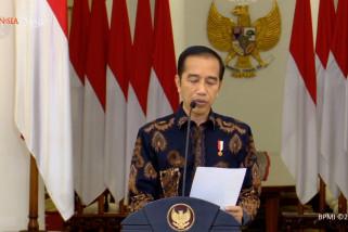 Teken perppu terkait COVID-19, Presiden minta dukungan DPR