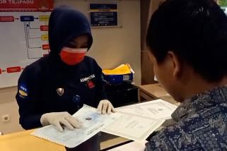 Permohonan paspor di Imigrasi Cirebon turun 60%