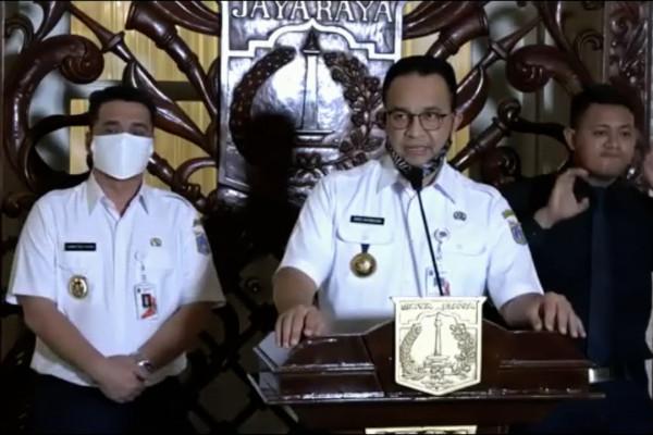 PSBB JAKARTA DIPERPANJANG LAGI HINGGA 28 HARI