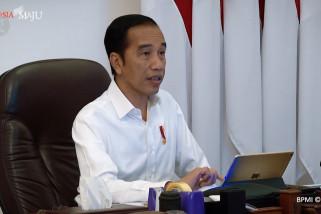 Presiden tegaskan lagi penerima dana JPS harus tepat sasaran