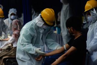 Jakarta lakukan 24 ribu rapid test, 589 orang positif