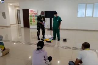 Sebanyak 250 relawan siap jadi perawat di RS Darurat Wisma Atlet Kemayoran