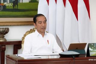 Presiden minta kriteria daerah yang bisa terapkan PSBB
