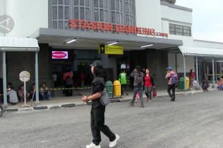 37 perjalanan kereta api Bandung kembali dikurangi