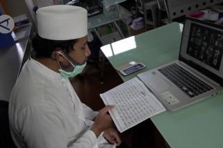 Istigasah daring para pelajar untuk doakan petugas medis
