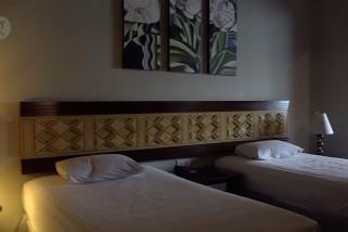 Melihat hotel bintang lima tempat menginap tenaga medis