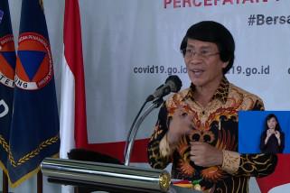 Hadapi Covid-19, Seto Mulyadi ajak masyarakat jaga energi positif