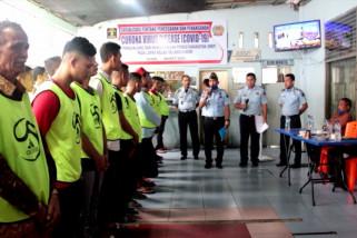 Puluhan napi di Aceh mendapat asimilasi