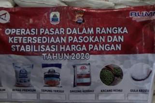 Bulog Lebak-Pandeglang jamin pangan aman 4 bulan ke depan