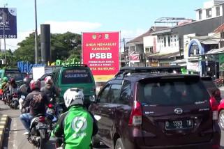 Disiapkan sanksi sosial bagi pelanggar PSBB di Bandung