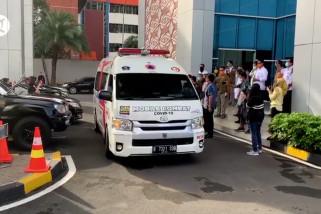 Mobil lab PCR di Jatim ambil sampel sampai Tulungagung