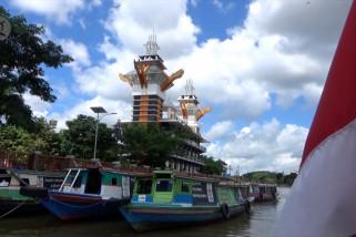 Cara bertahan hidup pemilik perahu wisata di tengah pandemi COVID-19