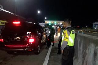 Arus balik, ratusan kendaraan dipulangkan ke daerah asal