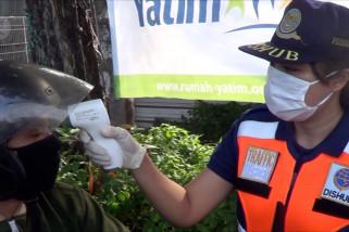Jelang PKM , pintu masuk Denpasar diperketat