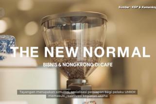 ''New Normal'', bisnis dan nongkrong di cafe